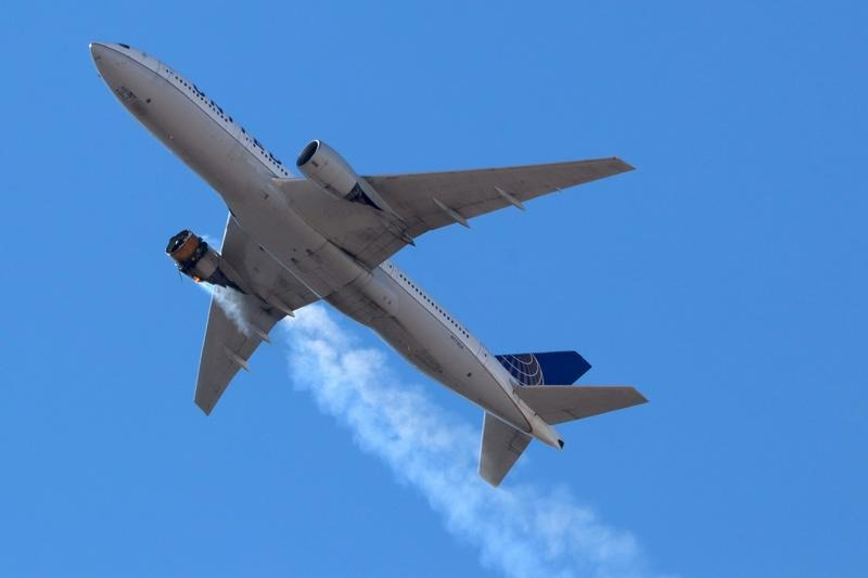 Boeing planned to replace 777 engine covers before failures