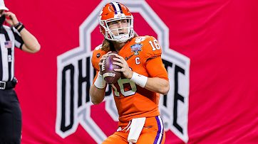 "Trevor Lawrence feels ""way better"" than he expected after shoulder surgery"